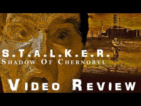 S.T.A.L.K.E.R. Shadow Of Chernobyl - Video Review (PC) Review Request Edition