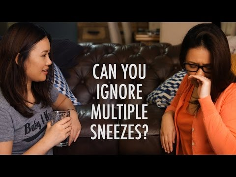 Dealing With Multiple Sneezes