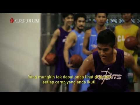 CLS Knights & Surabaya Fever Training Camp With Mike Lee Basketball (English Subtitle)