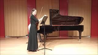 Schumann - Violin Sonata n. 2 op 121