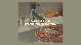 wash your hands (lyrics)