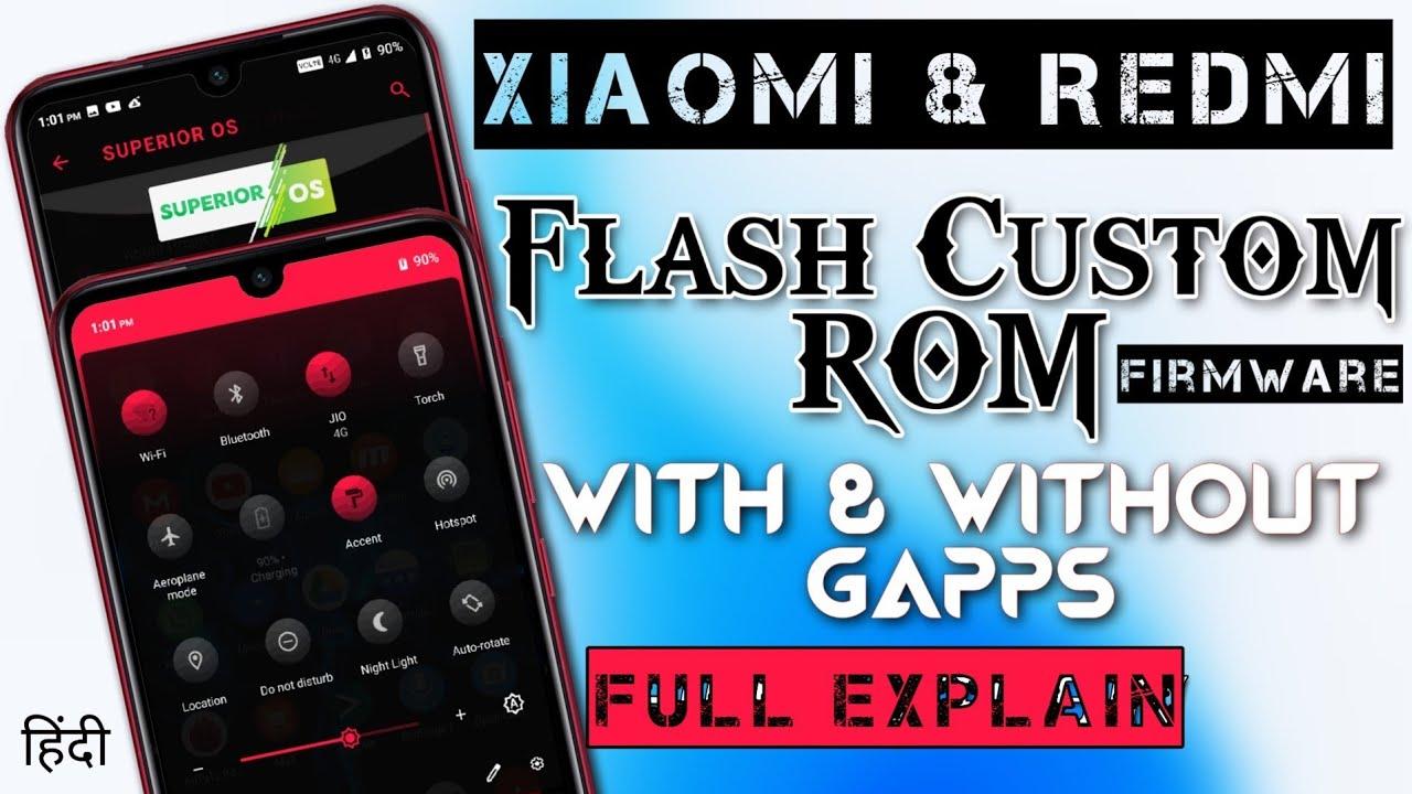 No 1 Dark customised theme for Xiaomi & Redmi & Poco