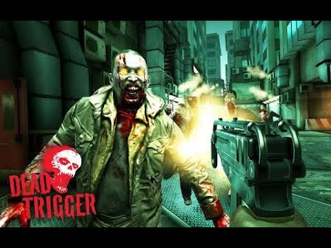 #Dead_Trigger | Part 2 | Offline Zombie Shooter Game