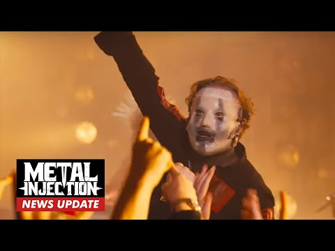 "COREY TAYLOR Promising ""Massive"" SLIPKNOT News  