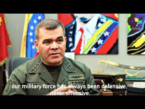 Venezuela's Defense Minister Responds to Criticisms & Trump Threats