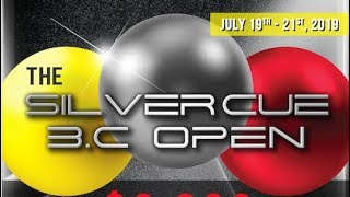 DAY 1 - The 2019, Silver Cue 3-Cushion Open!