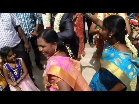 tamil marriage dance HD