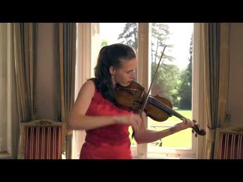 Lucerne Festival - Esther Hoppe, Violinist