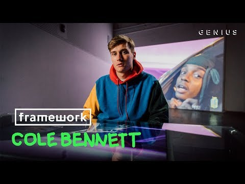 """The Making Of Ski Mask The Slump God's """"Catch Me Outside"""" Video With Cole Bennett 