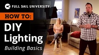 Diy: Make Your Own Basic Lighting Kit At Home