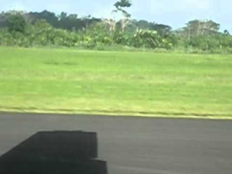 TechTalker Plane Crash (coming back from Vanuatu)