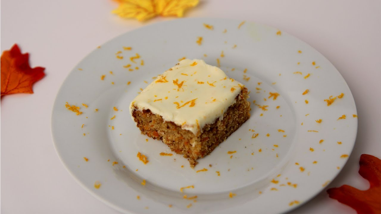 Carrot Cake Recipe Uk Measurements