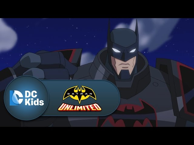 Fishing for Grundy | Batman Unlimited | DC Kids