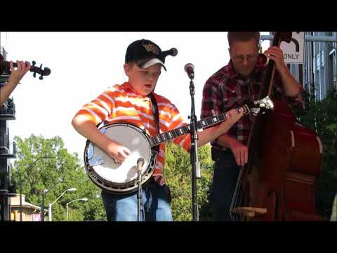 Snyder Family Band -  John Henry , featuring Owen Snyder - IBMA 2017