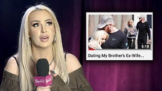 Tana Mongeau Speaks On Dating Logan Paul After Viral Video & Jake Paul's Reaction
