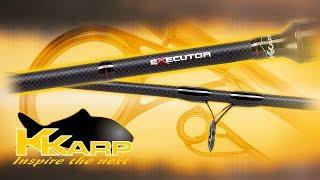 K-Karp - Carp Fishing TV - Executor Rod