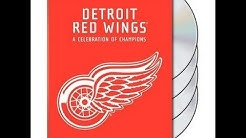 """Return to Hockeytown DVD - Part 4:  Detroit Red Wings History - """"Moments Of Magic"""""""