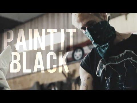 """Paint it Black"", Multifandom. (Collab)"