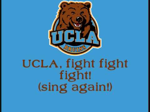 """UCLA's """"The Mighty Bruins"""""""