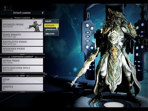 Warframe Review Hydroid