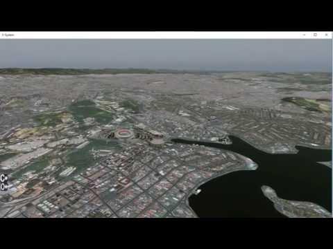 Criando Cenário Foto Real de Cidade com G2XPL
