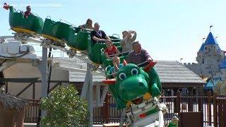 Dragon's Apprentice (HD POV) - Legoland Dubai