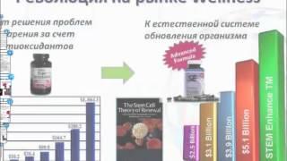 Компания Stemtech в России - приглашение в Будущее!(, 2014-10-18T00:19:32.000Z)