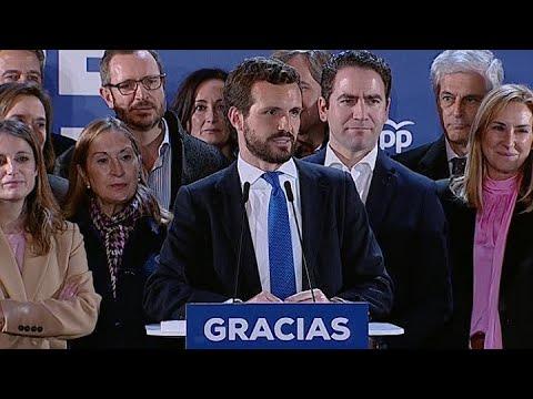 """Casado dice que Sánchez """"ha fracasado"""" y espera a ver qué plantea"""