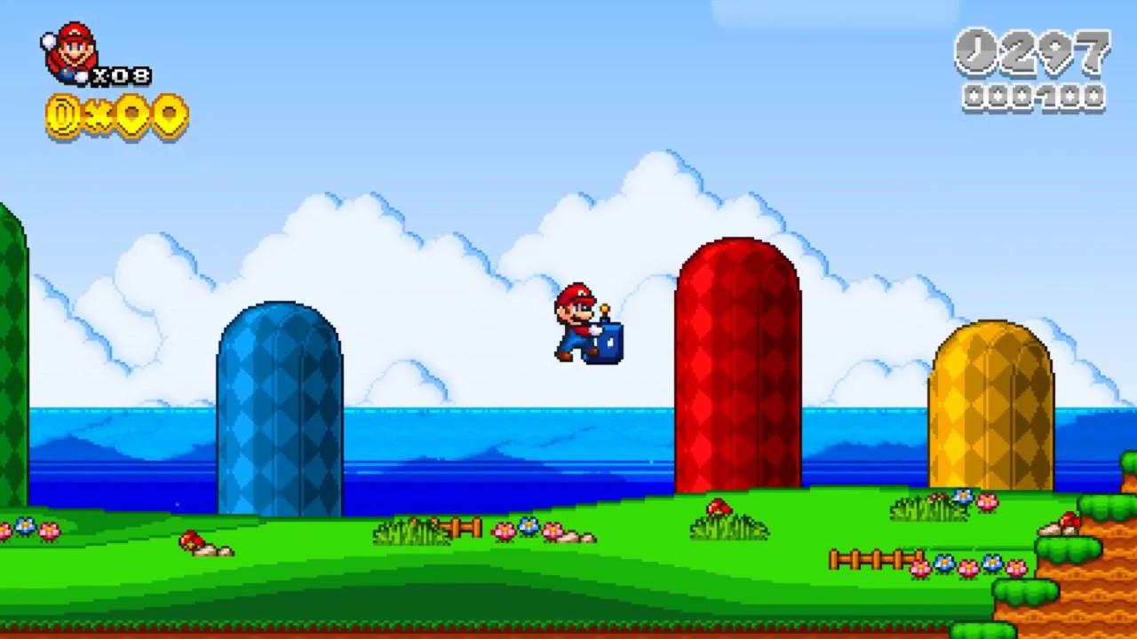 Super Mario Odyssey 2d Part 4 By Super Mario Odyssey 2d