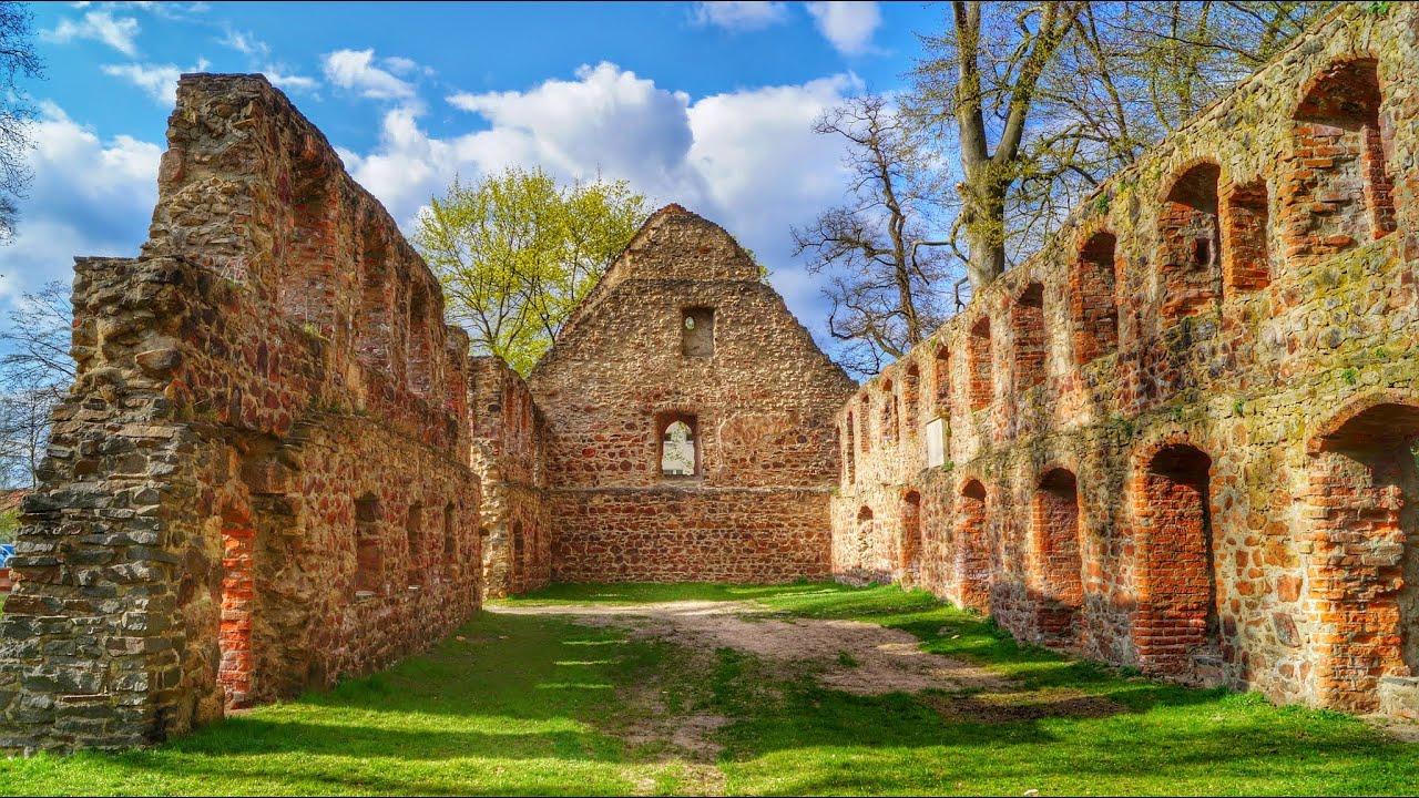 Klosterruine Nimbschen / Zisterzienserinnenkloster / Katharina von ...
