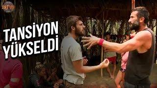 Hikmet ve Yusuf Arasında Tansiyon Yükseldi   Survivor Türkiye - Yunanistan