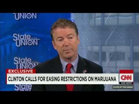 Rand Paul: I See Hillary Clinton As A Neoconservative
