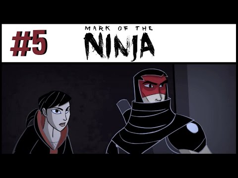 Mark of the Ninja - Best Stealth Mission Yet! - Ep.5