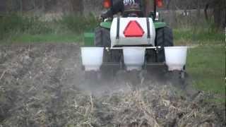 Food Plot Planter