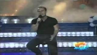 Gian Marco - Fragilidad (En Vivo América TV)