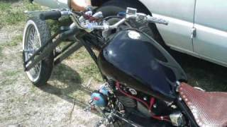 Build Your Own Chopper-bobber Solo Seat- Old School