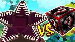 DEMOGORGON VS. LUCKY BLOCK DOOM (MINECRAFT LUCKY BLOCK CHALLENGE)