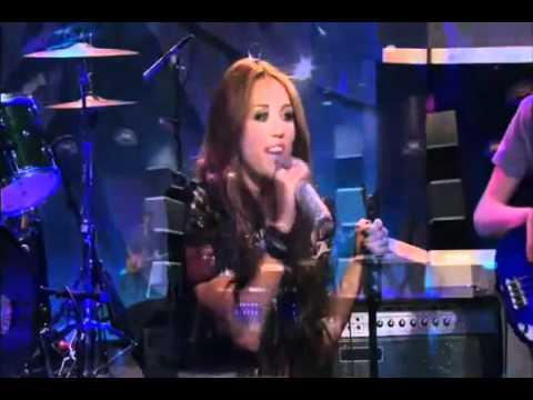Hannah Montana reveals her secret  -...