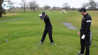 FAST HIPS FOR STRAIGHT GOLF SHOTS