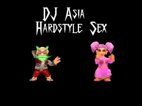 Hardstyle sex by dj asa