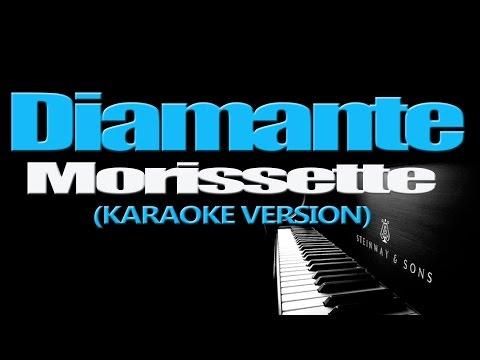 DIAMANTE - Morissette Amon (KARAOKE VERSION)