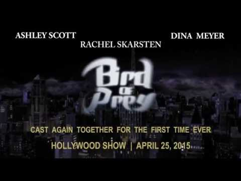 """Birds Of Prey"" (TV 2002) stars cast reunion on April 25, 2015"