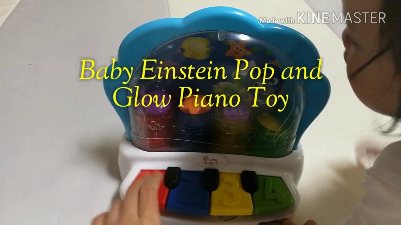 Baby Einstein Pop /& Glow Piano