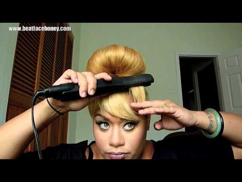 How To Create Bangs Fake Bangs Without Cutting Your Hair