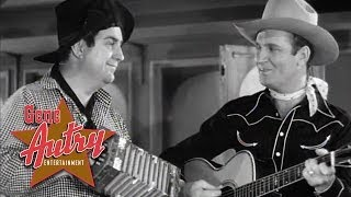 Gene Autry - Be Honest With Me (from Ridin