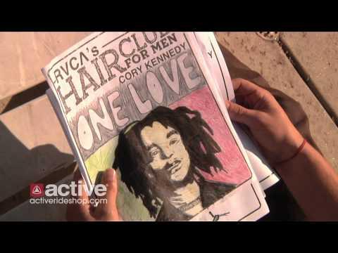 Cory Kennedy - RVCA Hairclub Contest
