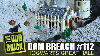 LEGO Dam Breach 112   Hogwarts Great Hall