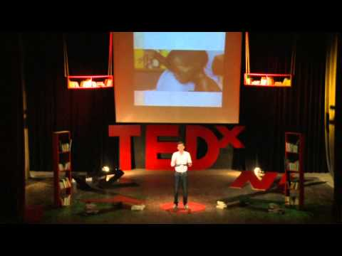 Proactivity towards growth - what we can learn from Sub Saharan Africa: Rida Merdi at TEDxTiznit