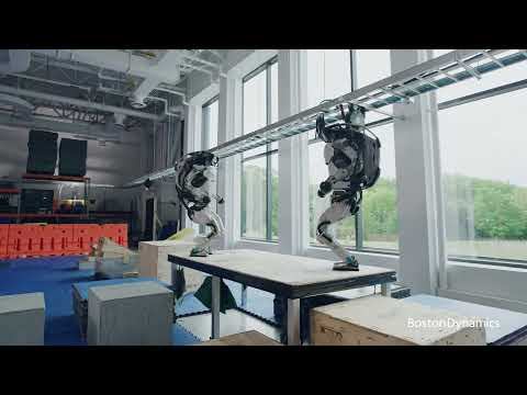 El robot Atlas de Boston Dynamics
