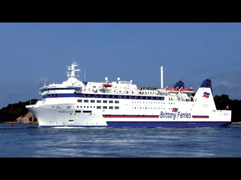 Barfleur - Brittany Ferries' Cruise Ferry